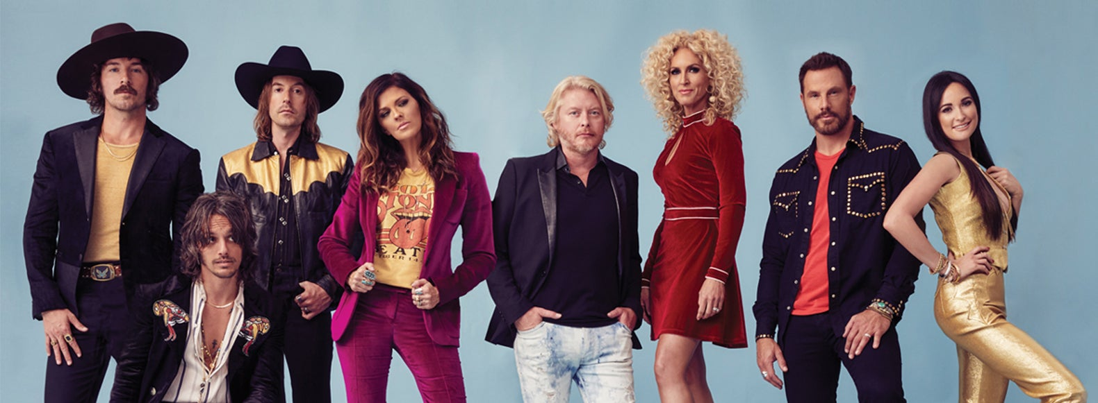 Image result for Little Big Town 2018 Tour
