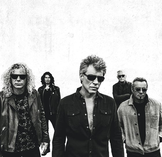 More Info for Bon Jovi's This House Is Not For Sale Tour coming to Greenville SC!