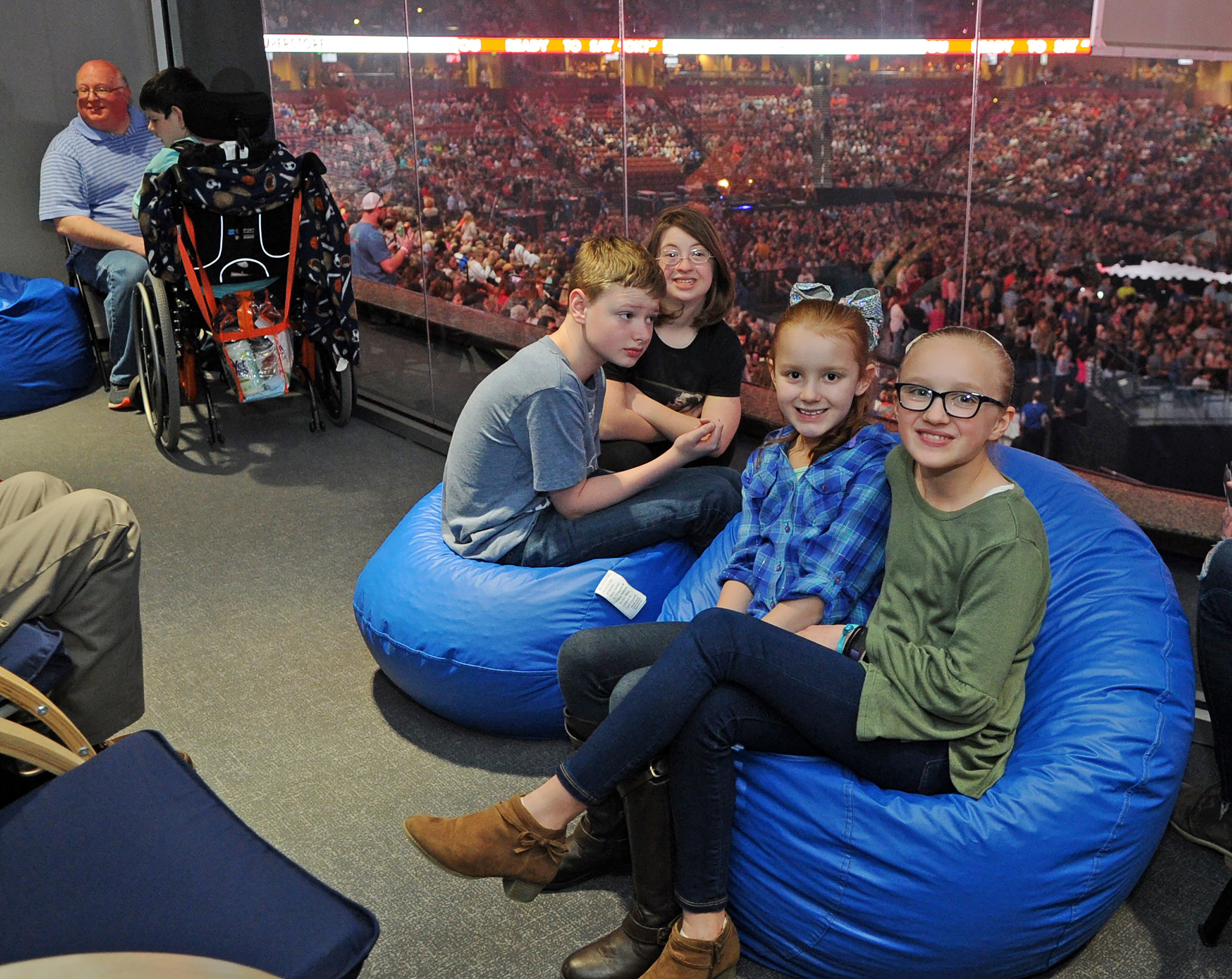 More Info for Sensory Suite Opens at Bon Secours Wellness Arena